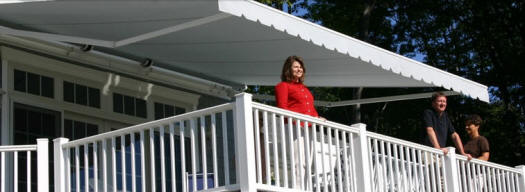 Retractable Awnings CT