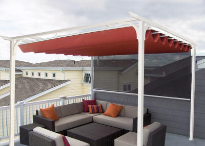 Retractable Awnings Sale CT | Large Selection | Arrow Window